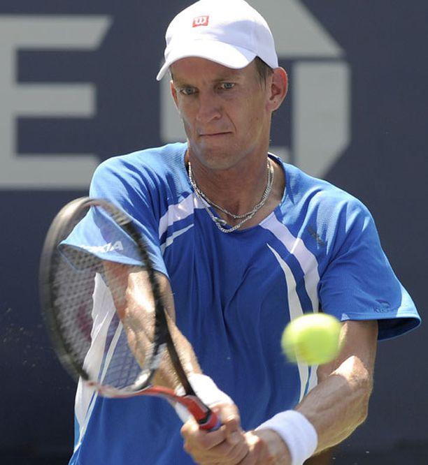 Jarkko Nieminen majailee ATP-listalla sijalla 62.