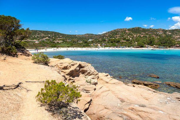 Korsika on kuulu rannoistaan.