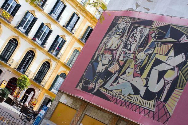 Malaga on Pablo Picasson synnyinkaupunki, ja taiteilijan tuotanto näkyy siellä monin tavoin.