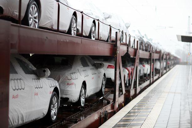 Saksassa autoala on yksi maan talouden suurimmista tukipilareista.