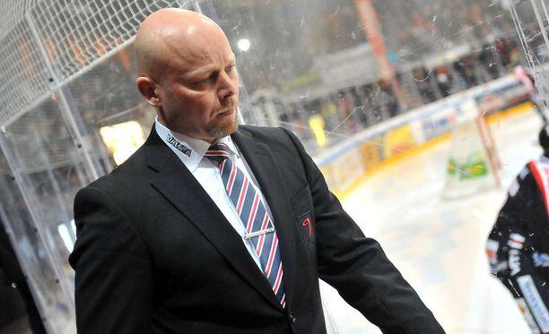 Marko Virtasen JYPillä on loukkaantumisia.