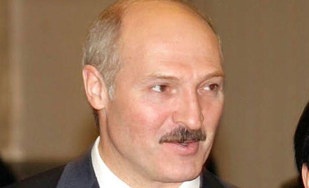 Aleksandr Lukashenko suuttui Euroopan parlamentille.