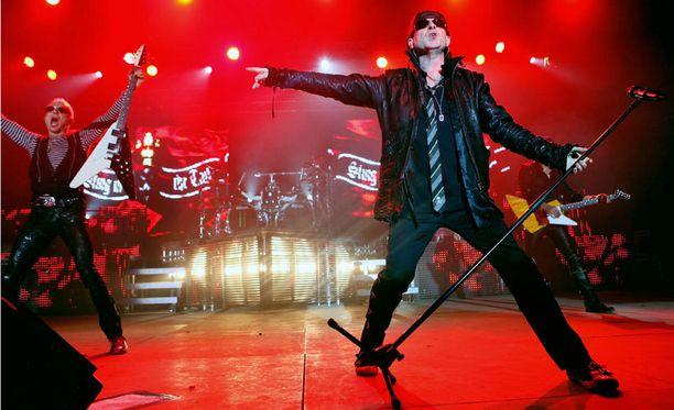 Scorpions on yksi 1980-luvulla kukoistukseen nousseista megayhtyeistä.