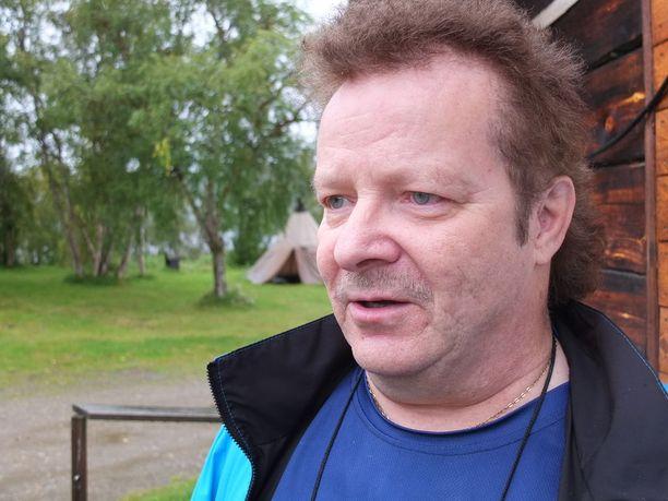 Seitalan isäntä Jupe Lohi pelkää, että myös seuraava kesä on matkailuyrittäjälle huono