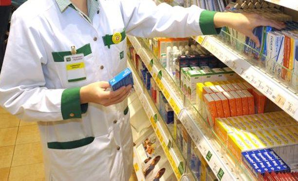 Sähköisellä reseptillä ei saa tällä hetkellä lääkkeitä.