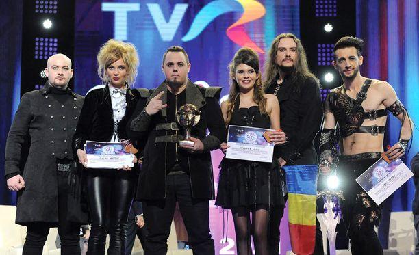 Ovidiu Antonin piti edustaa Romaniaa Euroviisuissa.