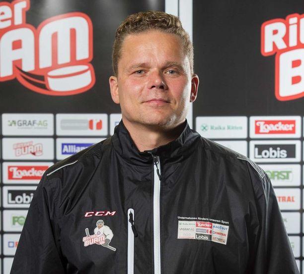 Riku-Petteri Lehtonen luotsaa Italiassa Ritteniä ja apuvalmentajana maajoukkuetta.