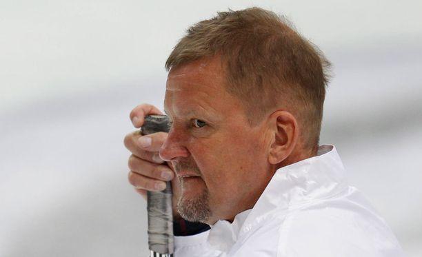 Kari Heikkilä ei saanut riittävän hyvää tulosta aikaiseksi.