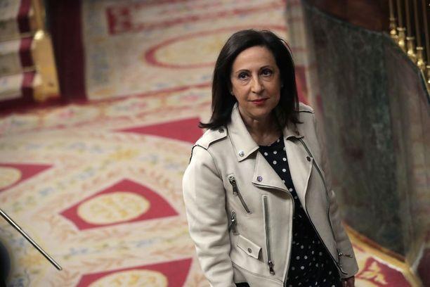 Margarita Robles on pääministerin lähipiiriä.