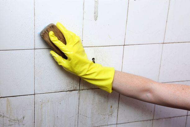 Likainen vessa seiniä inhottaa vieraita seiniä myöten.