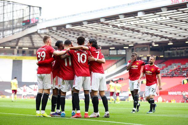 Manchester United on yksi joukkueista, joka on mukana puuhaamaassa uutta Superliigaa.