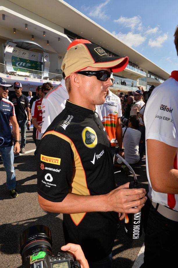 Heikki Kovalainen toivoo parempaa suoritusta Brasiliassa ensi viikonloppuna.
