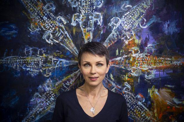 Katariina Souri kertoi Iltalehdelle tammikuussa ettei ole hetero tai lesbo, vaan enemmänkin panseksuaali.