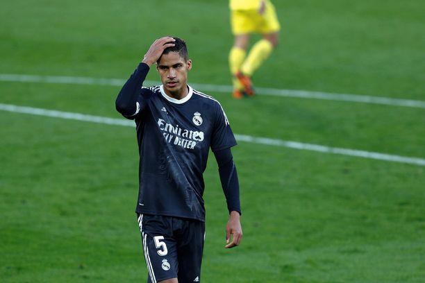 Real Madrid on kompuroinut La Ligassa.