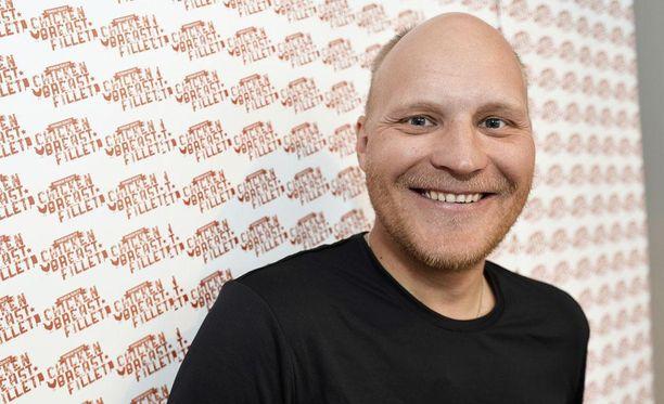 Kalle Palander otti puhelun Jukka Rajalalle.