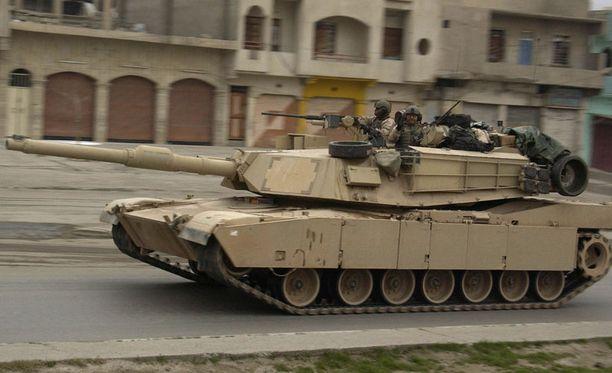 Kreikka on hankkimassa 400 M1A1 Abrams -tankkia.