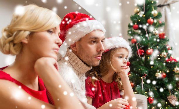 Yhdessä perheessä voi olla monenlaisia toiveita joulun vieton suhteen.