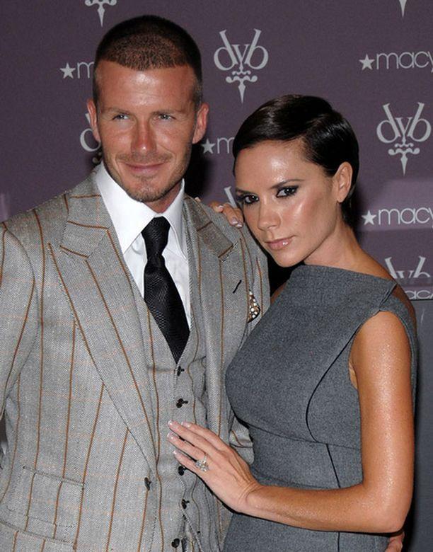 Victoria Beckhamin mielestä Davidin tatuointi-innostus on karannut käsistä.