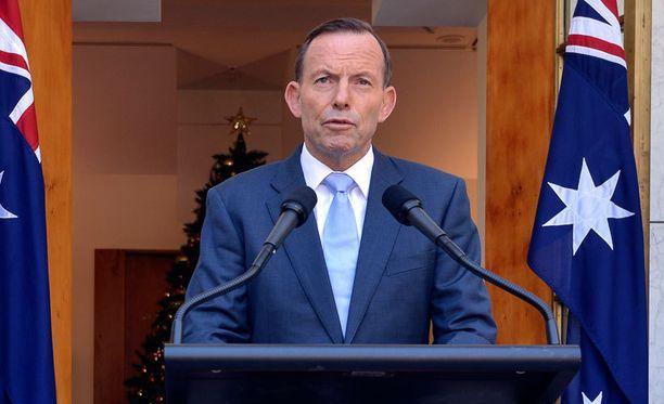 Abbott toivoo, että australialaiset jatkavat toimiaan normaalisti tilanteesta huolimatta.