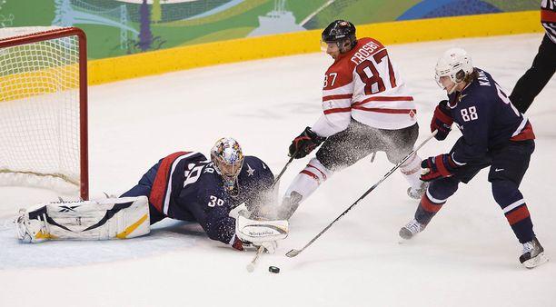 Loistavatko Sidney Crosby ja Patrick Kane ensi vuonna olympiajäällä?