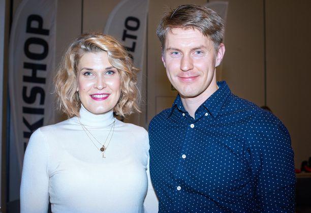 Arffman ja Pentsinen avioituivat vuonna 2017 ja heidän esikoisensa syntyi pari vuotta myöhemmin.