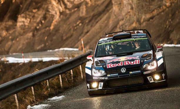 Kauden avauskilpailu päättyi Jari-Matti Latvalan osalta ennen aikojaan.
