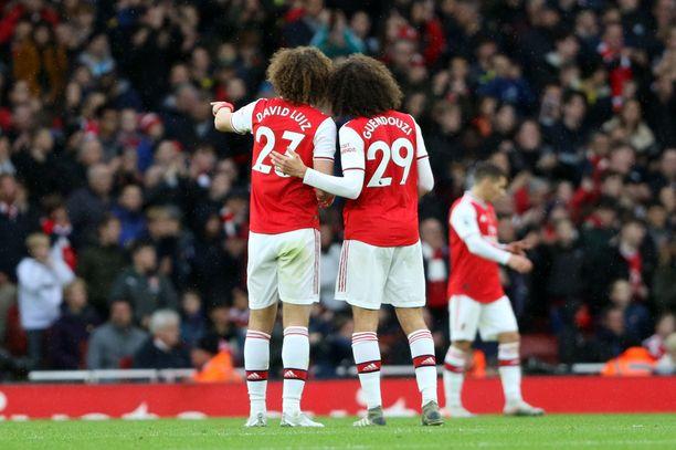 Arsenalilla riittää pohdittavaa.