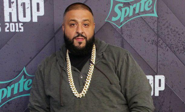 DJ Khaledilla on miljoonia seuraajia sosiaalisessa mediassa.