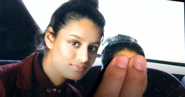 Shamima Begum haluaisi palata Britanniaan vastasyntyneen vauvansa kanssa.