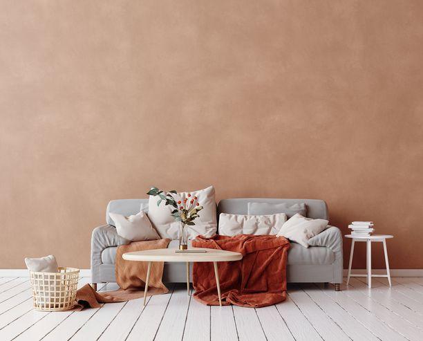 Lämpimät värit ja etenkin murretut sävyt sopivat täydellisesti syksyyn.