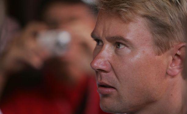 Häkkinen uskoo Schumacherin taistelijaluonnon auttavan häntä.