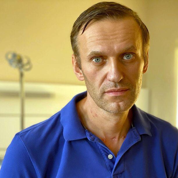 Aleksei Navalnyin odotetaan toipuvan ennalleen myrkkyiskun jälkeen.