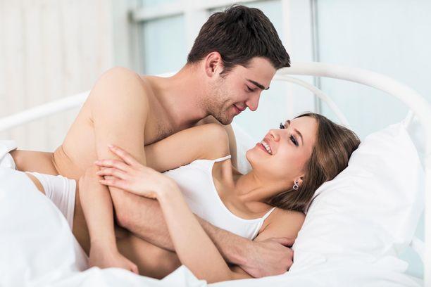 Seksi lisää onnellisuutta, tutkimus kertoo.