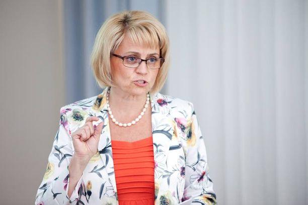 Sisäministeri Päivi Räsänen asettaa Jumalan lain yläpuolelle.