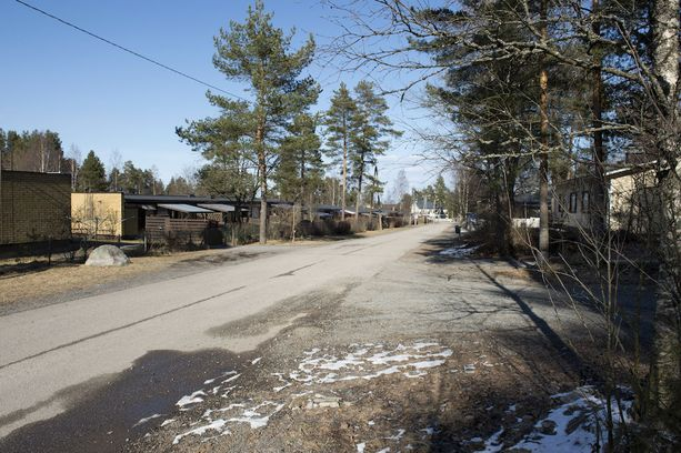 Rikos tapahtui pientaloalueella Ylöjärvellä pääsiäismaanantaina.