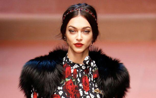 Dolce & Gabbana syys-talvi 2015-16