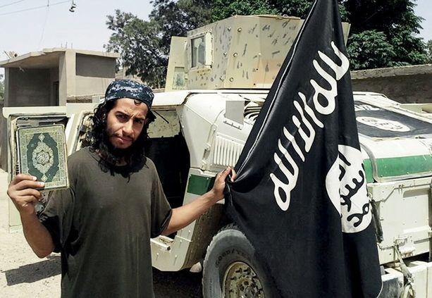 Abdelhamid Abaaoudin epäillään olleen Pariisin iskujen pääarkkitehti.