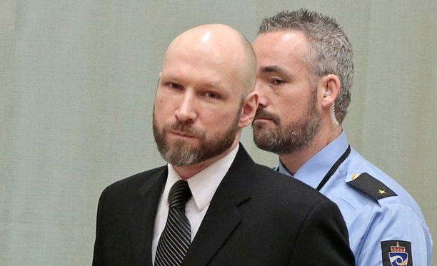 Breivikin vankilaoloja koskeva oikeudenkäynti alkoi aiemmin tällä viikolla.