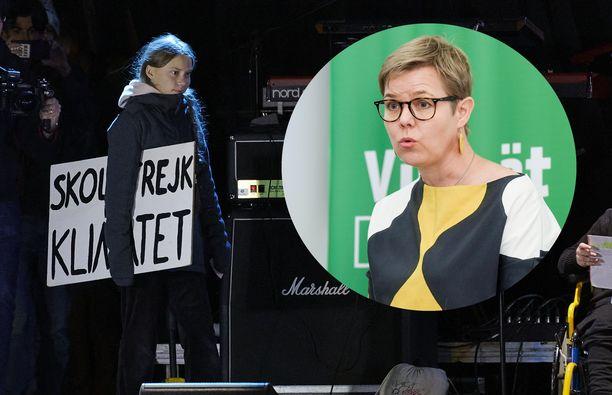 Ilmastoaktivisti Greta Thunberg on kokouksen vetonaula. Ministeri Krista Mikkonen osallistuu neuvotteluihin keskiviikosta lähtien.