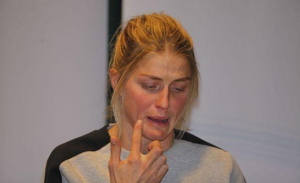 Therese Johaug saattaa menettää olympialaiset, mikäli KOK:n kokouksessa tehty esitys menee läpi.