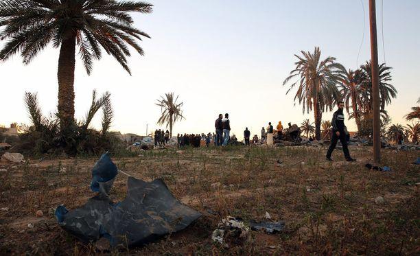 Isis on tehnyt useita tuhoisia iskuja Libyassa.