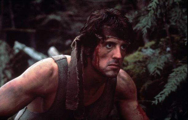 Rambo-Taistelija vuodelta 1982.
