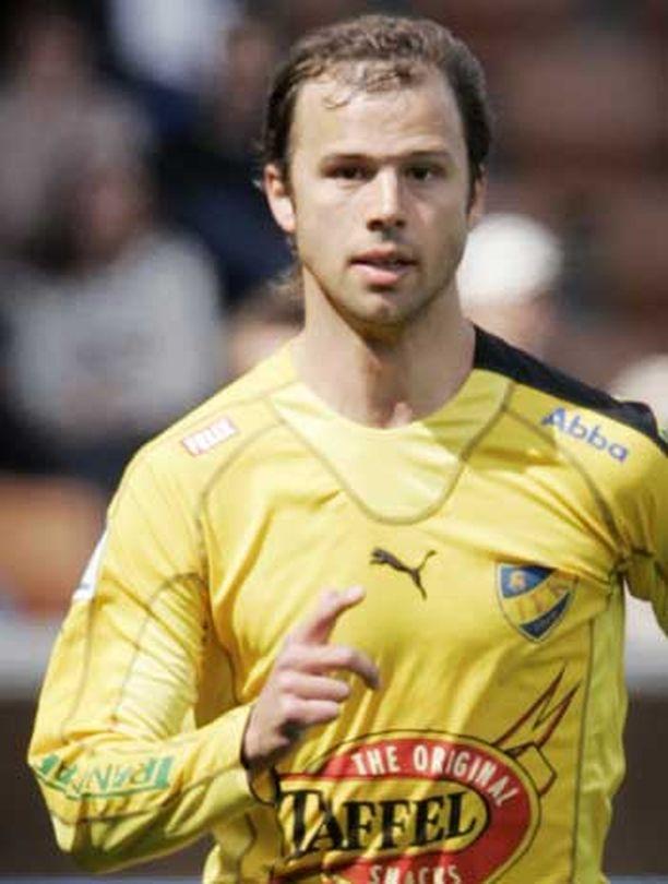David Carlssonista toivotaan Klubin mestaruuden sinettiä.