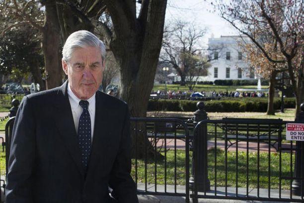 Robert Mueller on entinen FBI:n johtaja, joka nimitettiin vajaat kaksi vuotta sitten tutkimaan Venäjän vaalihäirintää ja mahdollista vehkeilyä yhdystalvalaisten kanssa.