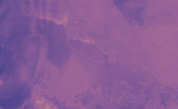 Larsen C -jäälautta irtosi tällä viikolla. (EPA)