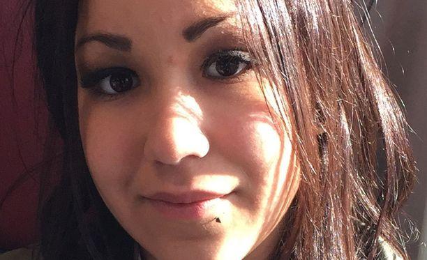 16-vuotias Beija Kuronen katosi lauantaina 23. tammikuuta.