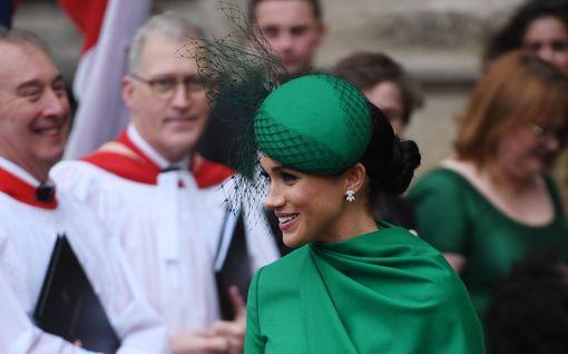 Meghanin lempinimi paljastui – prinssi Philip kutsuu kuningatarta hirvittävällä lempinimellä