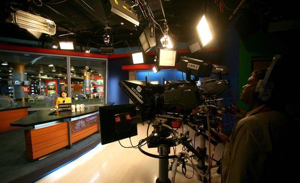 Taylor Terrell työskenteli 41NBC-kanavalla. (Kuvituskuva)