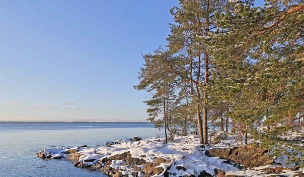 Suomeen on tullut korkeapaine. Sää on selkeää, mutta lämpömittari painuu miinukselle monin paikoin.