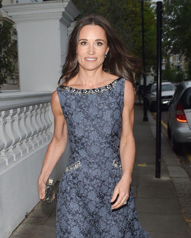 Brittimedia on pannut Pippa Middletonin suurennuslasin alle.